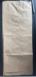 Brown Paper Bag for Grocery, Capacity: 5kg