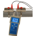 Hand Held Ultrasonic Flow Meter