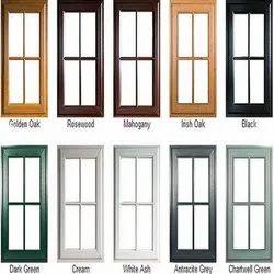 UPVC Colored Doors