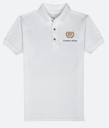 Half Sleeve Cotton Promotional Polo T Shirts