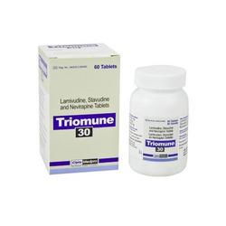 Triomune 30 Mg Tablets