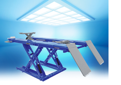 HESHBON Wheel Alignment Scissor Lift Model - HL 53X