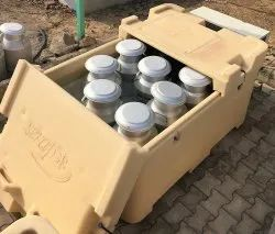 Serap Milk Cans Cooler (Patented)