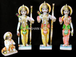 Lord Ram Darbar Idol