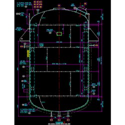 Fabrication Drawing Services