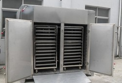 Air Tray Dryers for Vegetable