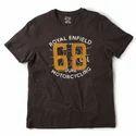 Cotton Half Sleeves - Summer Of 68 T-shirt - Rlatsi000175, Size: Medium And 2xl