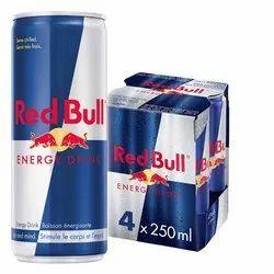 250ml Red Bull Energy Drink, Packaging Size: 250 ml, Packaging Type: Bottle