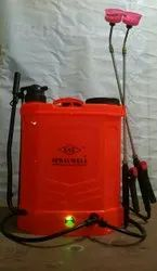 Double Battery Sprayer