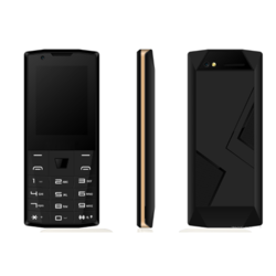 2.4 Inch Black Feature Phone