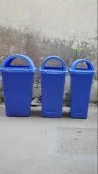 Plastic Lids Dustbins