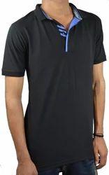 Black Polo T Shirt