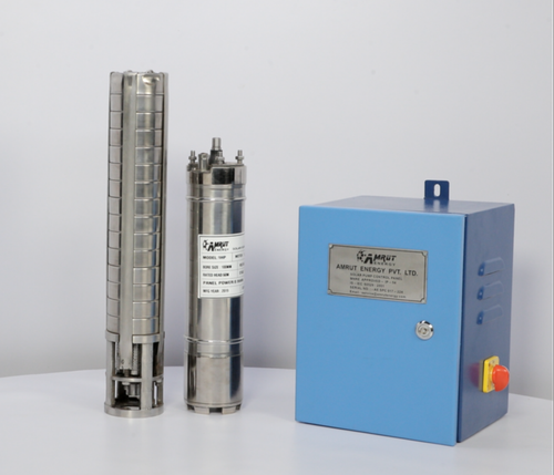 1 Hp Solar Dc Submersible Pump