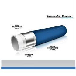 Jindal Air Connect Compressed Air Line Pipe Systems