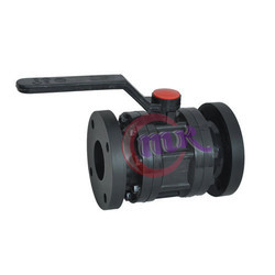 Ball Valve Flange End