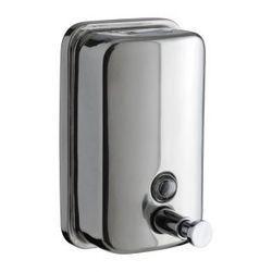 Manual Liquid Soap Dispenser Stainless Steel