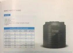 sintex reno storage water tank