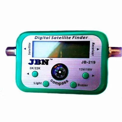 Digital Satellite Signal Finder Meter For Dish Tv Jb 219