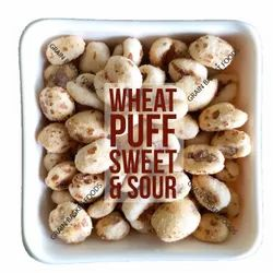 Roasted Wheat Puff Sweet & Sour