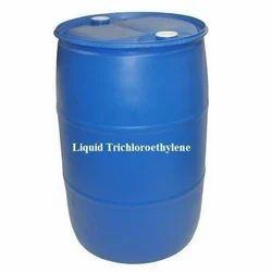 Liquid Trichloroethylene