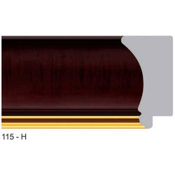 115-H Series Photo Frame Moldings
