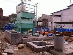 Cement Effluent Treatment Plant