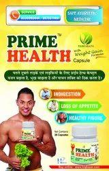 prime health Weight Gainer Weight Gain Capsule, 30 Capsule 1 Bottle, Capsules