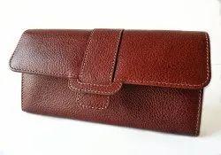 LW01 Premium Quality Cow Leather Ladies Wallet