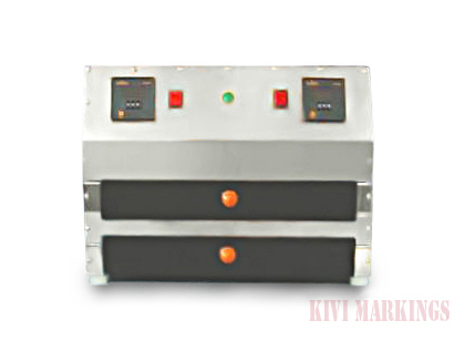 Manual Rubber Stamp Making Machine KIVI