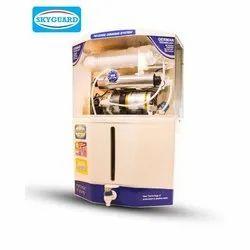 Skyguard Domestic UV Model 10 Water Purifier, Packaging Type: Box