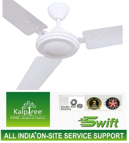 White metal ceiling fans with copper winding warranty 2 year rs white metal ceiling fans with copper winding warranty 2 year aloadofball Choice Image