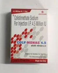 Coly Monas 4.5miu Inj