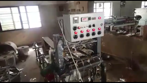 Fully Automatic Three Die Paper Plate Making Machine & Fully Automatic Three Die Paper Plate Making Machine at Rs 210000 ...