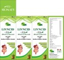 Herbal Liver Enzyme Antacid Syrup