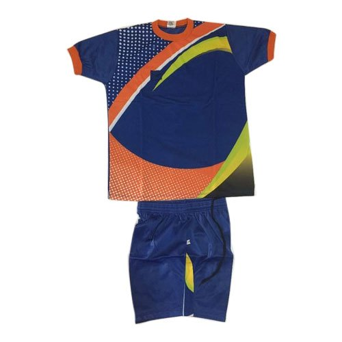 Polyester Soccer Uniform, Size: S-XL