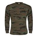 Green Force Camouflage T-Shirt (Yodha)