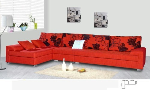 L Shape Sofa With Lounger