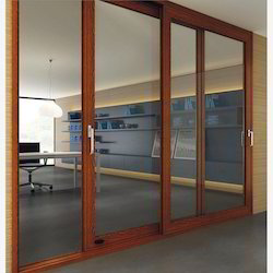 2 Track UPVC Sliding Doors