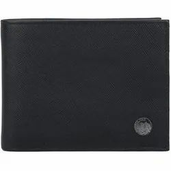 Woodland W 541004 Black Men's Leather Wallet