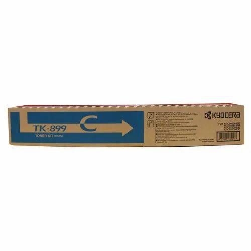 Kyocera Tk 899c Cyan Toner Cartridge