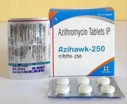 Azihawk 250 Mg Tablet IP