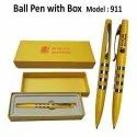 Ball Pen With Box 911