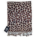 Animal Printed Fancy Printed Stole
