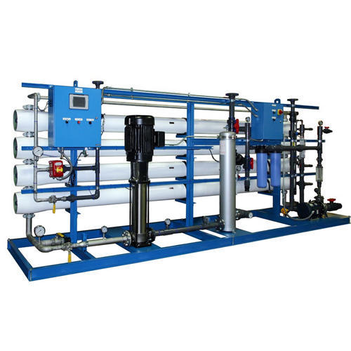 Stainless Steel Automatic RO Plants, Capacity: 1000 Ltr/hr