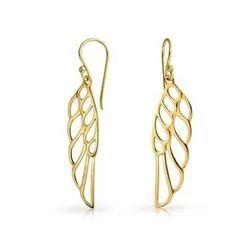 SGA 22 Kt Gold Earrings