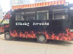 Food Truck For Kebab