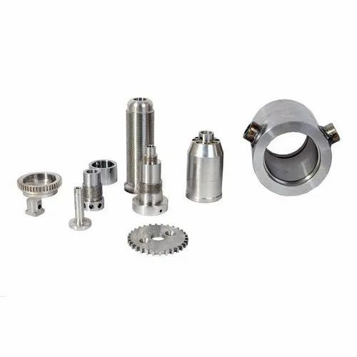 Stainless Steel And Brass Traub Valve Component, Packaging Type: Box