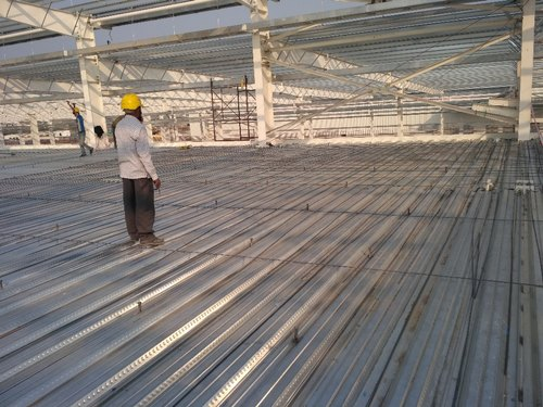 Industrial Construction Service, Location: Ahmedabad