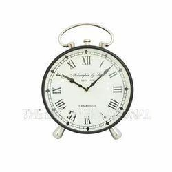 Round shape Decorative Desk clock