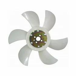 Aluminum AC Fan Blade